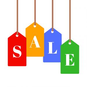 Sale Symbolbild