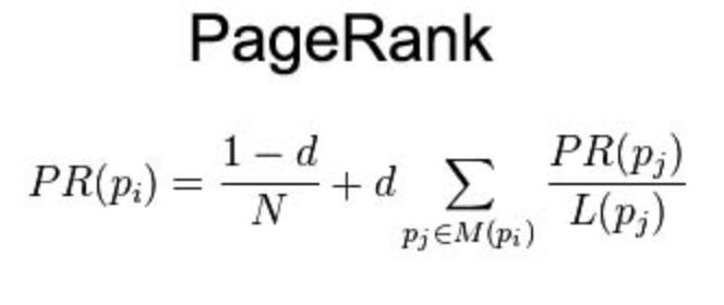 Der heilige Gral vieler SEO-Optimierer: Ein Entwurf der Formel zur Berechnung des Google Page Ranks, der die Seitenqualität klassifiziert.