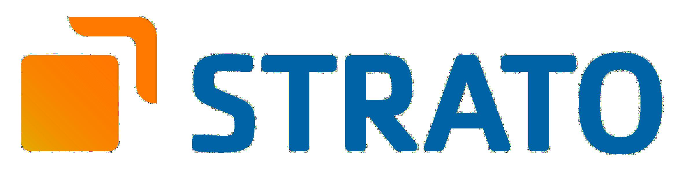 Abbildung des Strato Logos.