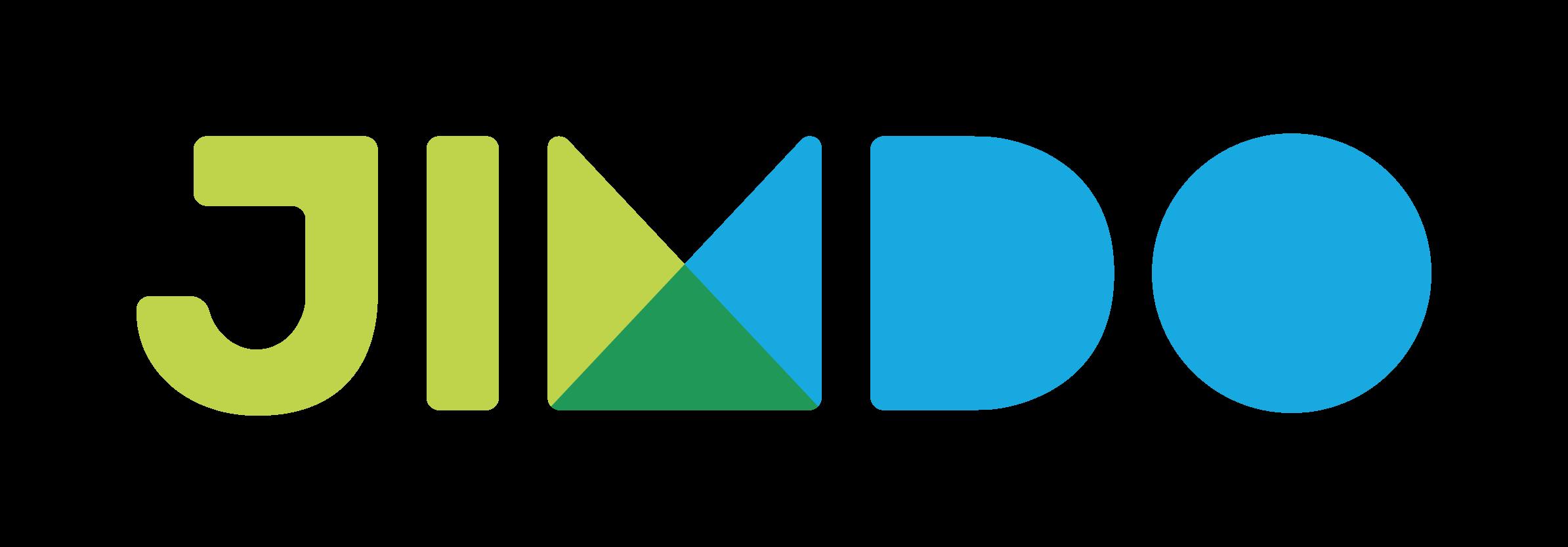 Abbildung des Jimdo Logos.
