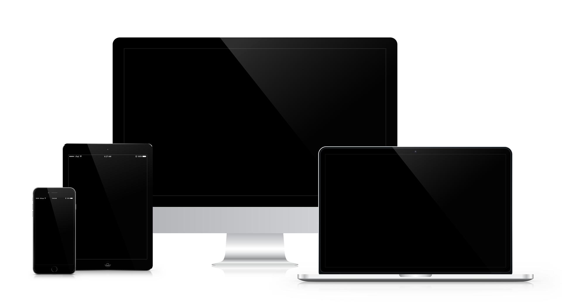Eine akkurate Anzeige auf allen Endgeräten ist heute Standard im Web Design.