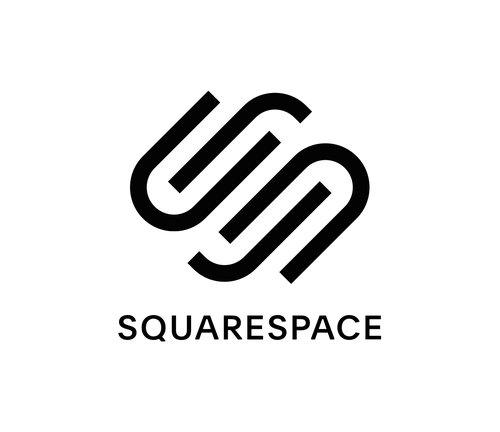 Abbildung des Squarespace Logos