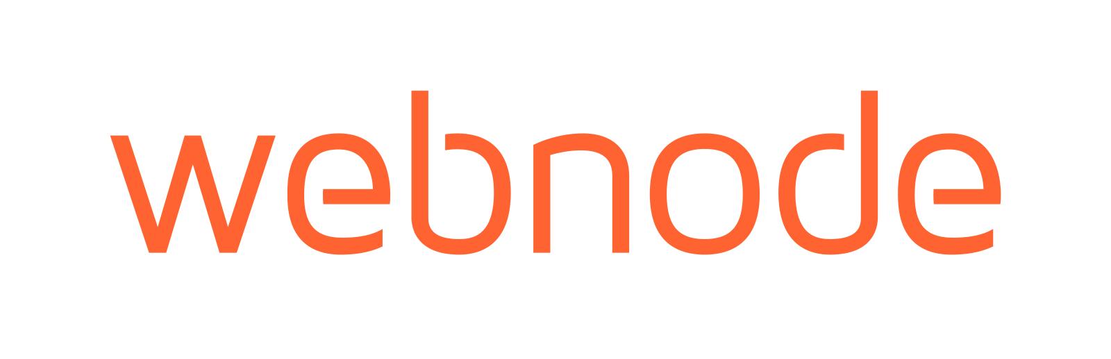Abbildung des Webnode Logos
